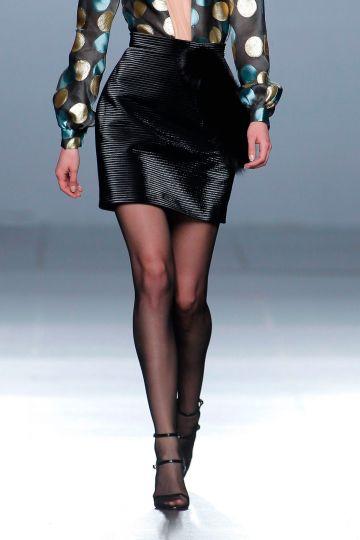 Mini Ottoman skirt