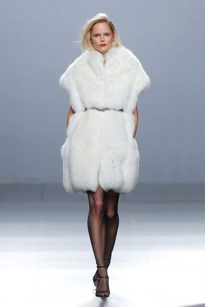 Japanese sleeves fox coat