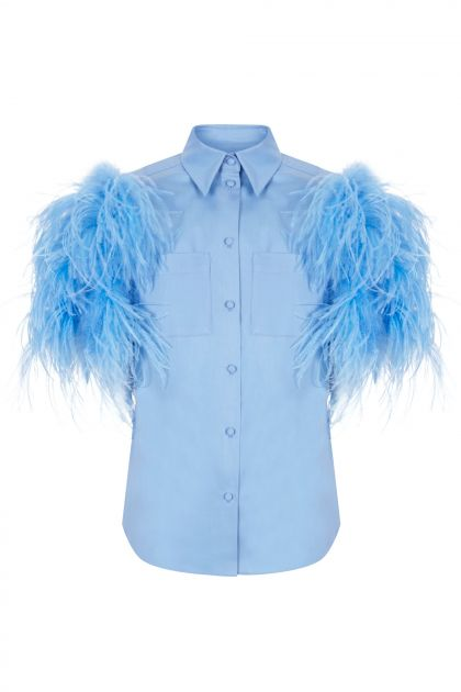 Feathers shirt