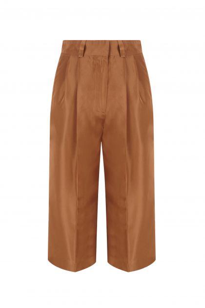 Pantalon de tafeta