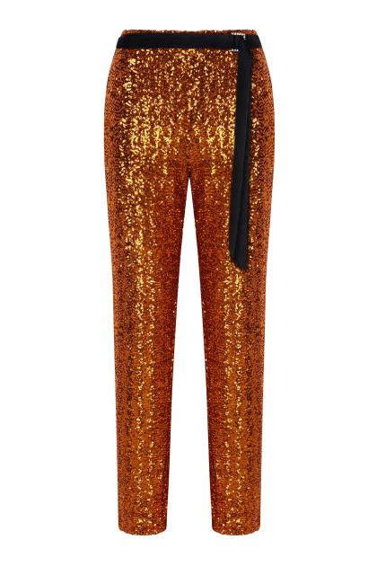 Paillettes trousers