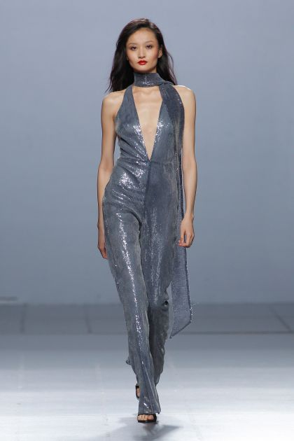 Paillettes jumpsuit