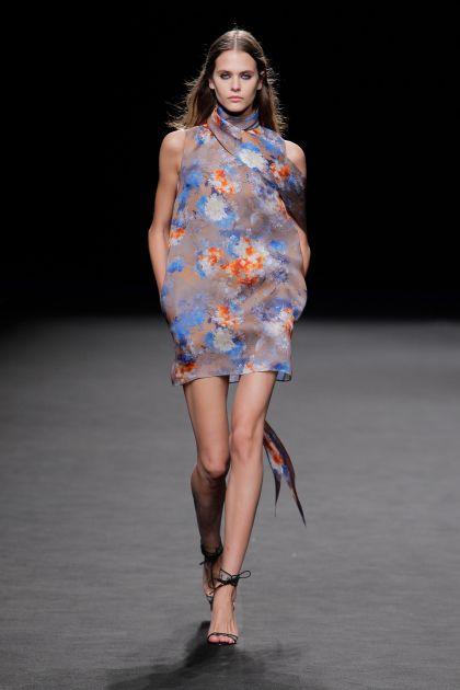 Mini vestido en Print Gazaar