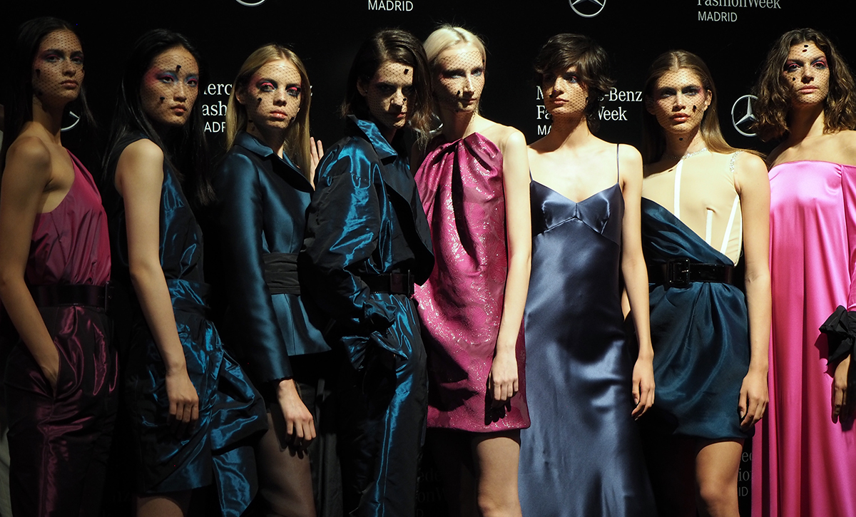 """""""ATELIER MADRID"""" SS20 COLLECTION AT MBFW MADRID"""