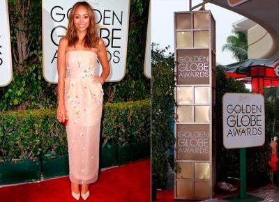 Estuvimos en los Golden Globes