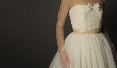The evoution of the bridal dress from 50´s