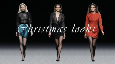 THE BEST CHRISTMAS LOOKS