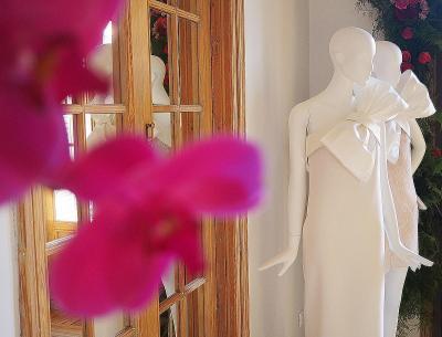Presentación de la primera colección de novias prêt-à-porter